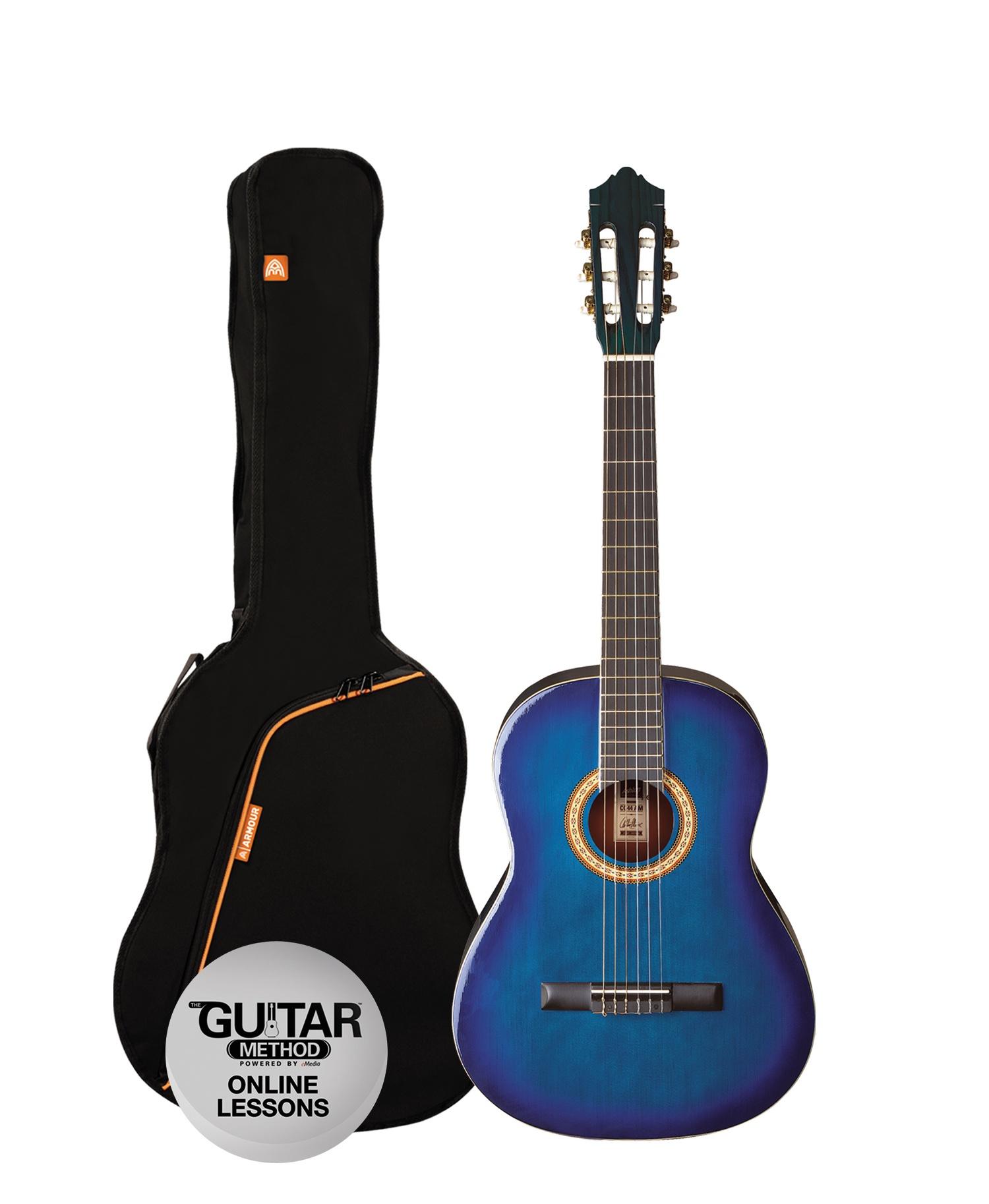 Ashton 1 2 Size Classic Guitar Pack The Family Music Store