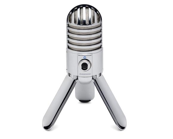 samson meteor usb microphone the family music store. Black Bedroom Furniture Sets. Home Design Ideas